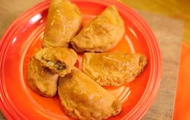 Empanadas de frango