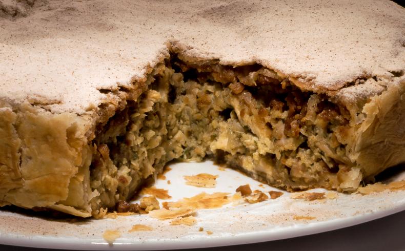 Bastela (torta de frango marroquina)