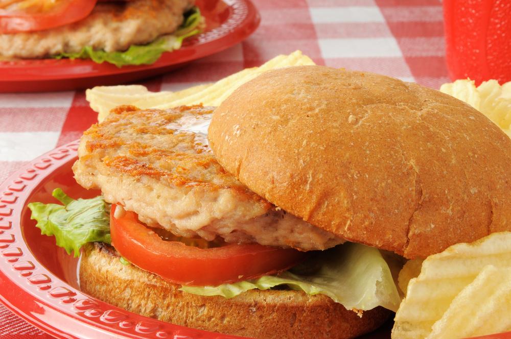 Como fazer hambúrguer de frango