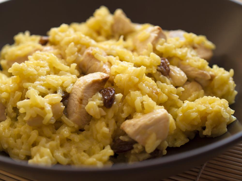 Risoto de frango Seara DaGranja com açafrão