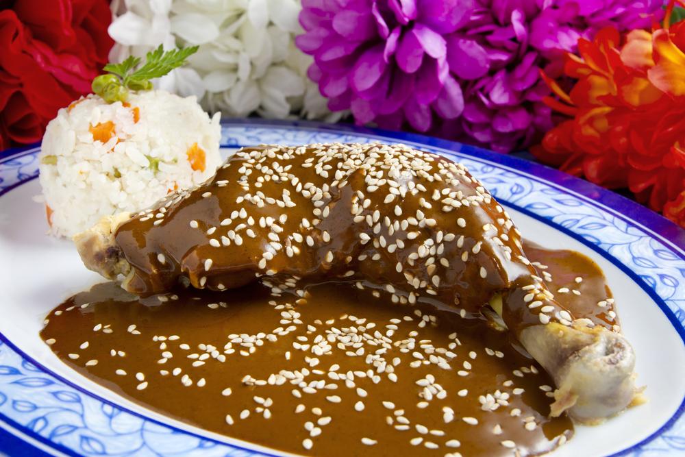 Mole poblano (frango com chocolate) – receita mexicana