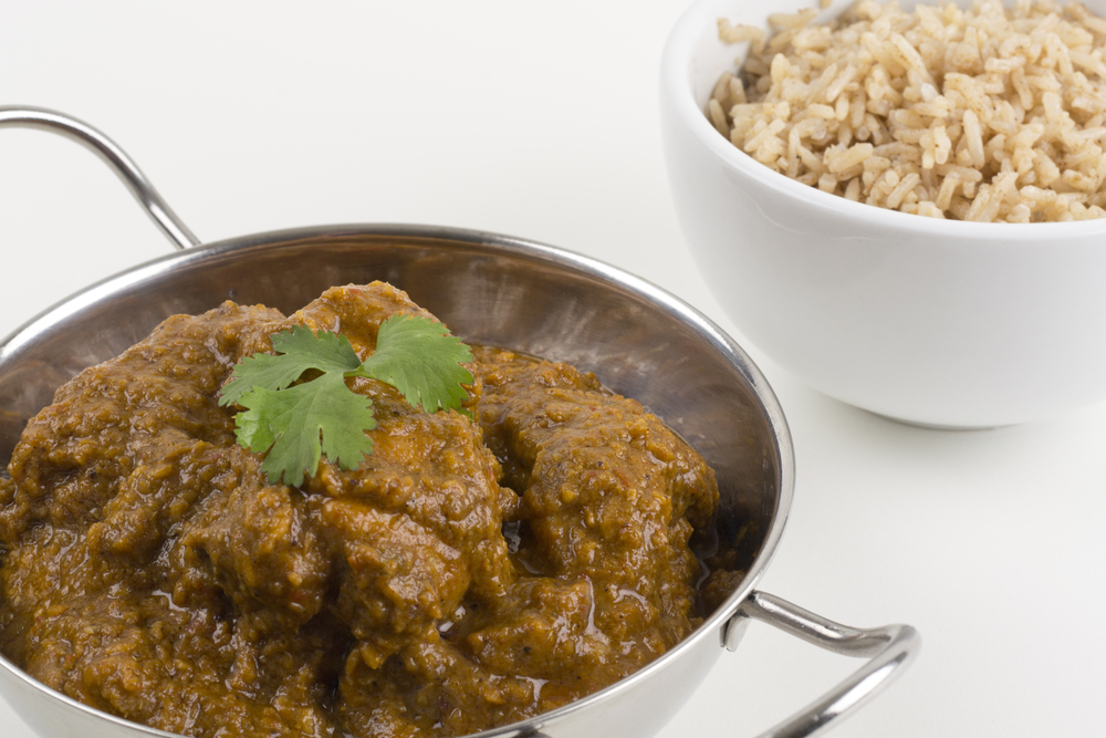 Chacuti de frango Seara DaGranja com arroz ao curry