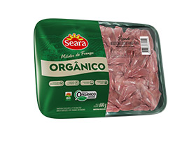 Fígado de Frango Orgânico